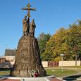 Памятник в Клинцах