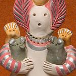 Воронежская глиняная игрушка