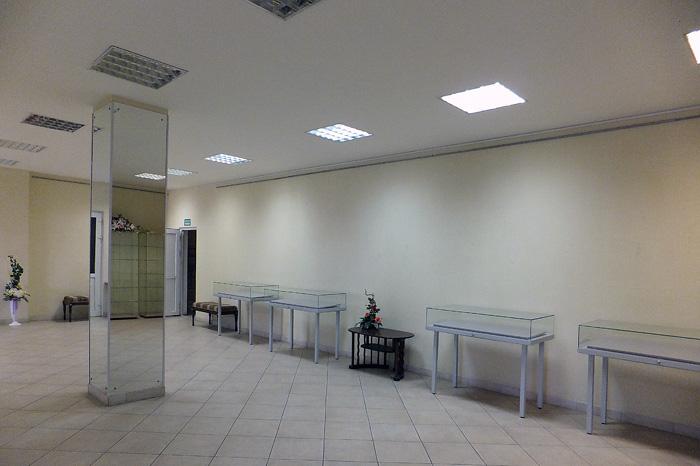 Закрытие выставки Колокольная сюита
