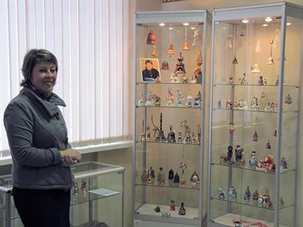 Выставка колокольчиков