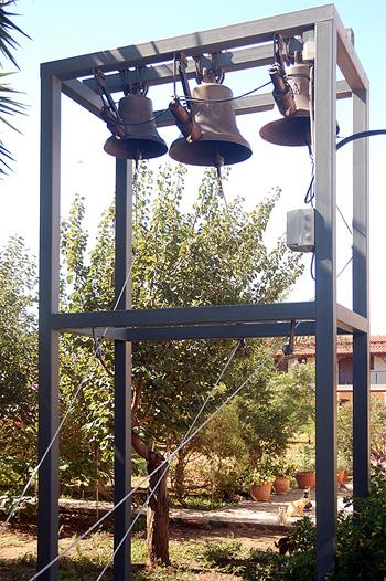 Звонница в Кошачьем монастыре