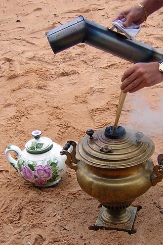 Чаепитие в Пскове