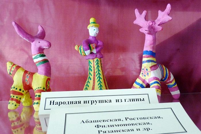 Волшебная глина в Дмитрове
