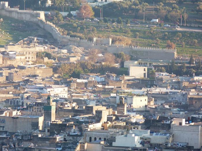 Фес. Марокко