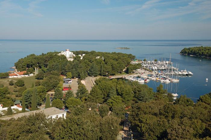 Вид с колокольни часовни св. Николая