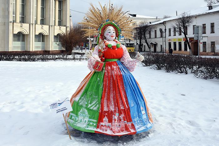 Краса Масленица-2017. Ярославль