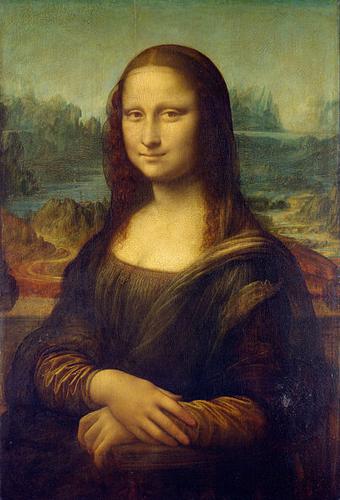 Портрет госпожи Лизы Джокондо