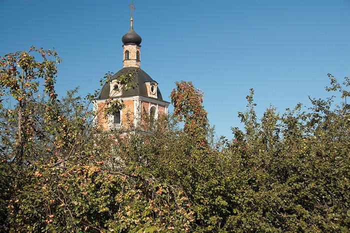 Колокольня Горицкого монастыря