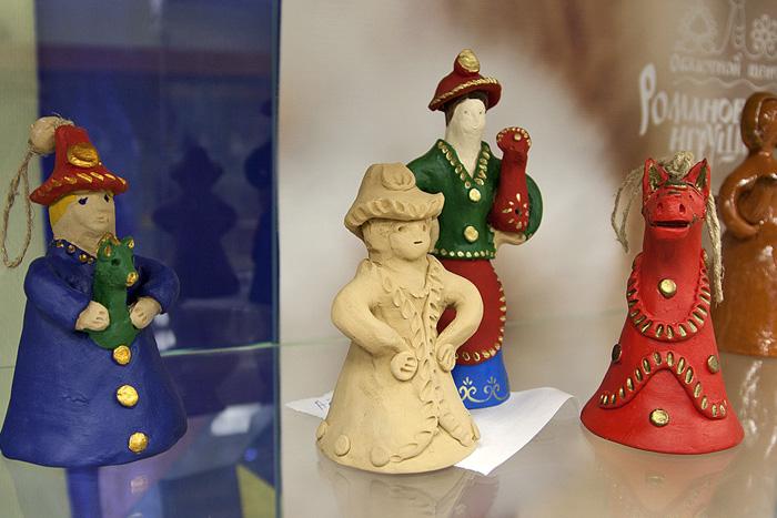 Колокольчики в традициях абашевской игрушки