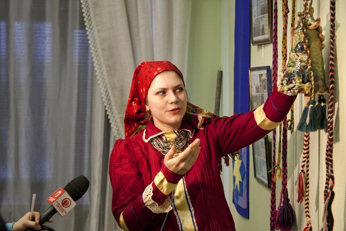 Ольга Волокитина рассказывает о своей работе