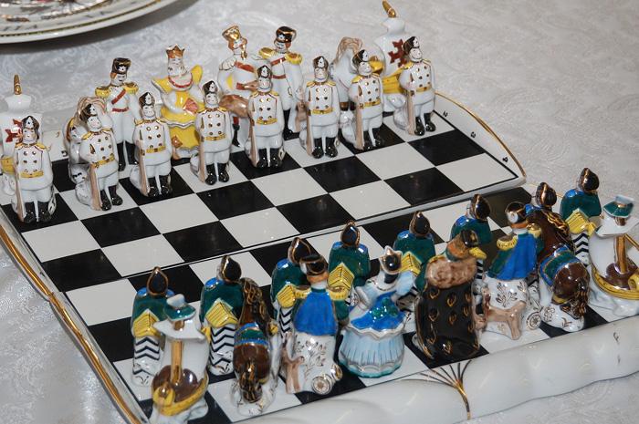 Шахматы, Вербилки