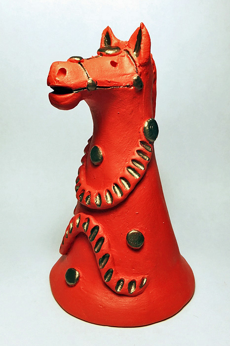 Абашевская игрушка