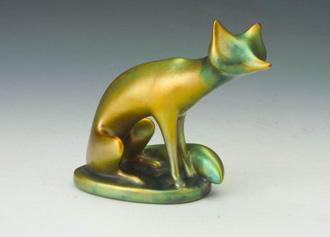 Лиса, 1930-1945, автор Ференц Ори