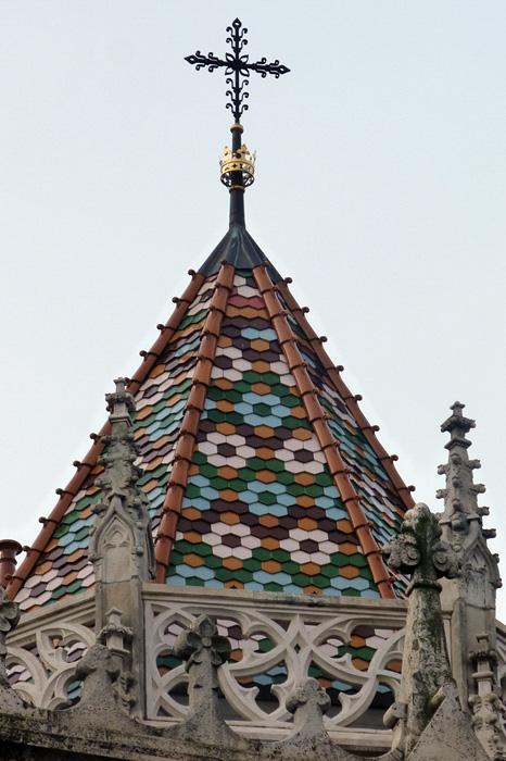 Церковь Матьяша на будайской стороне в Будапеште